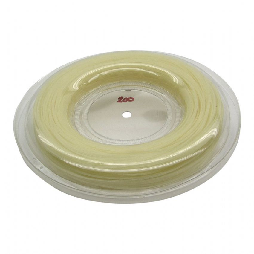 200 meter Spool of 1.40mm diameter Synthetic clock Gut Line